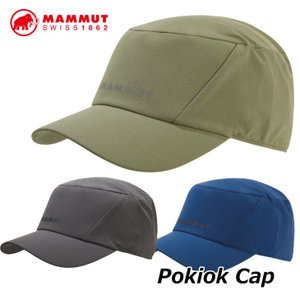 MAMMUT マムート キャップ 帽子 ソフトシェル素材  Pokiok Cap  正規品|fleaboardshop01