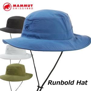MAMMUT マムート ハット ストレッチ素材  Runbold Hat   正規品 ship1|fleaboardshop01