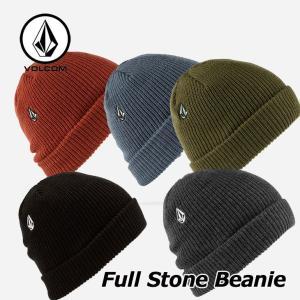 VOLCOM ボルコム ビーニー ニット帽 メンズ  Full Stone Beanie D5831...