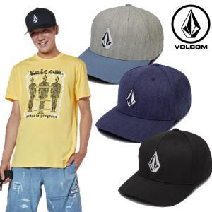 ボルコム volcom キャップ Full Stone Xfit Hat メンズ D5511105|fleaboardshop01