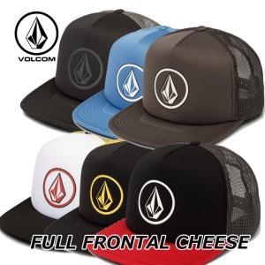 ボルコム キャップ volcom メンズ Full Frontal Cheese スナップバック D5511707 帽子|fleaboardshop01