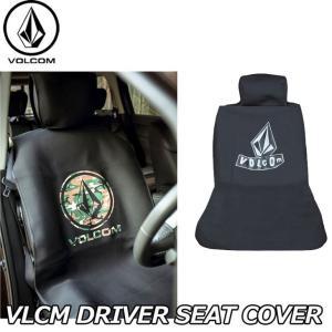 Volcom ボルコム ドライバーシートカバー  VLCM DRIVER SEAT COVER   D67219JB|fleaboardshop01