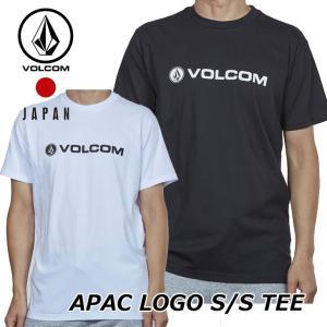 volcom ボルコム tシャツ メンズ  APAC LOGO S/S TEE 半袖 JapanLimited  AF3219G0|fleaboardshop01