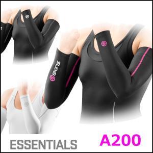 スキンズ A200 エッセンシャル ウイメンズ スリーブ レディース A200 ESSENTIALS  compression inner Japan fit メール便 可|fleaboardshop01