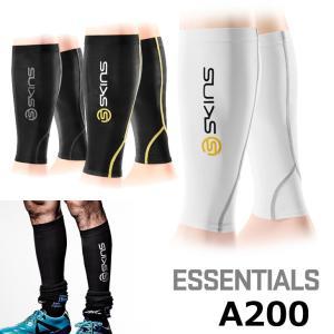 SKINS スキンズ A200 ESSENTIALS エッセンシャル メンズカーフタイツ [Japan fit]|fleaboardshop01