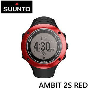 SUUNTO AMBIT2S スント アンビット 2S RED レッド 【返品種別SALE】|fleaboardshop01