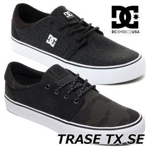 DC スニーカー dc shoes  ディーシー【TRASE TX SE 】トレイス  DM184019【返品種別OUTLET】 fleaboardshop