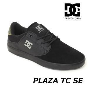 DC スニーカー dc shoes ディーシー【PLAZA TC SE 】プラザ DM194018【返品種別OUTLET】 fleaboardshop