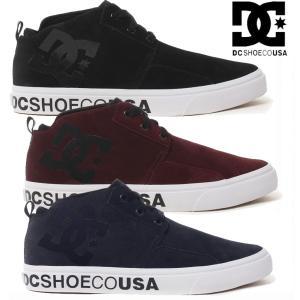 DC スニーカー dc shoes  ディーシー【DC CHUKKA 】チュッカ  DM194601【返品種別OUTLET】 fleaboardshop