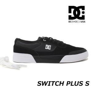 DC スニーカー dc shoes ディーシー【SWITCH PLUS S】スイッチ DS192010【返品種別OUTLET】 fleaboardshop