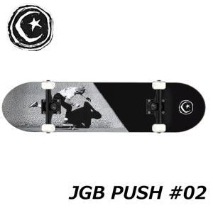スケートボード コンプリート  FOUNDATION ファンデーション  JGB PUSH #02 【7.875】 スケボー 完成品 純正品  ship1|fleaboardshop