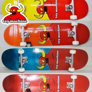 スケートボード コンプリート TOY MACHINE トイマシーン MONSTER #03 ship1 純正品|fleaboardshop