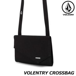 ボルコム VOLCOM レディース ショルダーバッグ VOLENTRY CROSSBAG E6412050 【返品種別OUTLET】 fleaboardshop