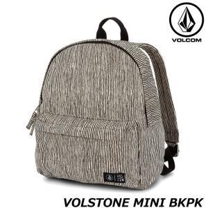 ボルコム VOLCOM レディース ミニリュック VOLSTONE MINI BKPK E6512050 【返品種別OUTLET】 fleaboardshop