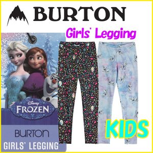 15-16 BURTON バートン アナ雪 レギンス  Disney Frozen Girls' Legging  キッズ KIDS  5才-18 小中学生 レギンス タイツ  「メール便可」【返品種別SALE】|fleaboardshop