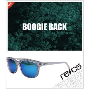 recs サングラス レックス 【 BOOGIE BACK 】 【5rs-recs-c16-02】 【WHITE STAR】 グラサン sunglasses   ship1|fleaboardshop
