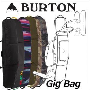 16-17 burton バートン スノーボード ケース 【Gig Bag】 スノボ ボードバッグ BAG 日本正規品  【返品種別】|fleaboardshop