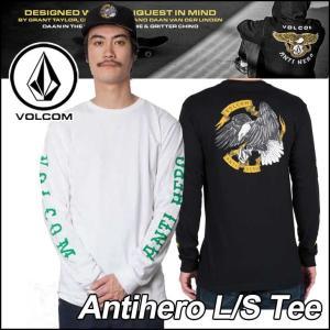 volcom ボルコム tシャツ ロンT メンズ ティー /新作/ Antihero L/S Tee...