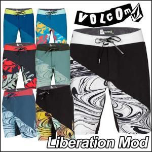 volcom ボルコム サーフパンツ  メンズ 海パン 水着  Liberation Mod  20インチ LENGTH  ボードショーツ/【返品種別OUTLET】|fleaboardshop
