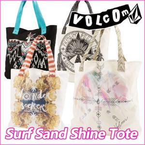 volcom ボルコム トートバッグ レディース  Surf Sand Shine Tote  トート /【返品種別OUTLET】 fleaboardshop