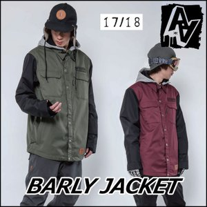 AA hardwear 17-18 ダブルエー ウエア BARLY JACKET バーリージャケット...