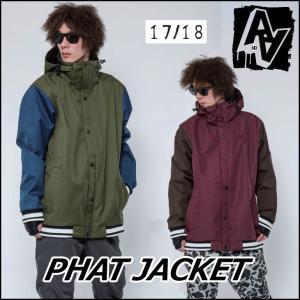 AA hardwear 17-18 ダブルエー ウエア PHAT JACKET ファットジャケット ...