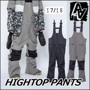 AA hardwear 17-18 ダブルエー ウエア HIGHTOP PANTS ハイトップパンツ...