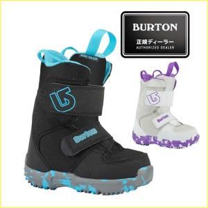 18-19 BURTON バートン KIDS キッズ  YOUTH  BOOTS スノーボード ブーツ MINI-GROM ミニグロム  日本正規品|fleaboardshop