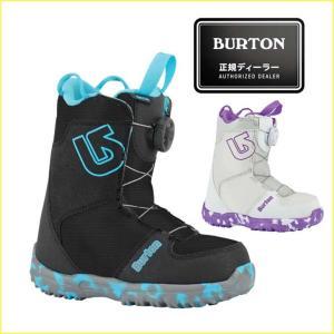 18-19 BURTON バートン KIDS キッズ  YOUTH  BOOTS スノーボード ブーツ GROM BOA グロム ボア  日本正規品|fleaboardshop