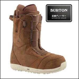 17-18 BURTON バートン MENS メンズ BOOTS スノーボード ブーツ ION LEATHER アイオンレザー  日本正規品【返品種別SALE】|fleaboardshop