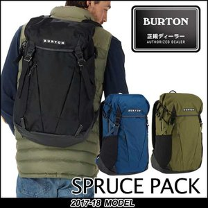 17-18 FALL/WINTER BURTON バートン SPRUCE PACK  Day Pack デイパック バックパック 日本正規品|fleaboardshop