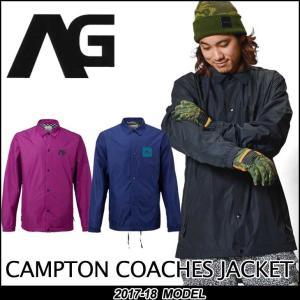 17-18 ANALOG アナログ MENS WEAR スノーボード メンズ ウエアー Campton Coaches Jacket ジャケット|fleaboardshop