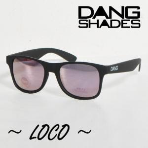 ダンシェイディーズ サングラス 国内正規取扱 DANG SHADES LOCO ロコ vidg00336 ダン・シェイディーズ UVカット|fleaboardshop