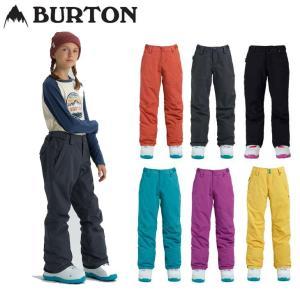 18-19 BURTON バートン キッズ ウエア  KIDS 子供用 スノー ウエアー  【Girls' Burton Sweetart Pant】パンツ  【7-15才】小中学生向け【返品種別OUTLET】|fleaboardshop