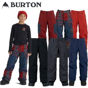 18-19 BURTON バートン キッズ ウエア  【Boys' Exile Cargo Pant 】パンツ  【返品種別OUTLET】|fleaboardshop