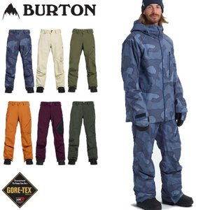 18-19 BURTON バートン メンズ ウエア  スノーボード ゴアテックス  ak Gore-Tex Cyclic Pant パンツ 【返品種別OUTLET】|fleaboardshop