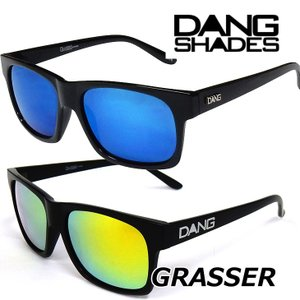 DANG サングラス ダンシェイディーズ DANG SHADES GRASSER グラッサー|fleaboardshop