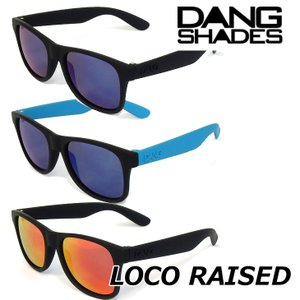 DANG サングラス ダンシェイディーズ DANG SHADES LOCO RAISED ロコレーズド|fleaboardshop