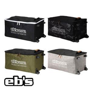 eb's (エビス ) 18-19 モデル  ウィール付き大容量のスクエアバッグ GEAR WHEEL(ギア・ウィール)|fleaboardshop