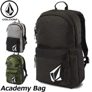 volcom ボルコム リュック  Academy Bag メンズ  D6531650  【返品種別OUTLET】|fleaboardshop