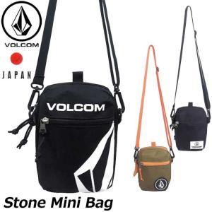 volcom ボルコム ショルダーバッグ  Stone Mini Bag ミニバッグ  D65318JF   【返品種別OUTLET】|fleaboardshop