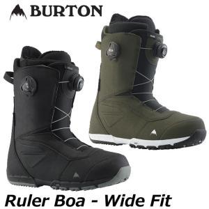 19-20 BURTON バートン メンズ ブーツ 【Ruler Boa Wide fit 】 【日本正規品】 ship1【返品種別OUTLET】 fleaboardshop