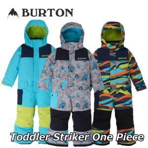 19-20 BURTON バートン キッズ スノーウエアー Toddler 【Burton Striker One Piece 】(2-7才) 日本正規品 【返品種別OUTLET】|fleaboardshop