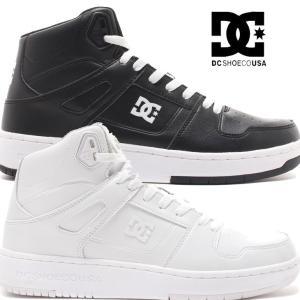DC スニーカー dc shoes ディーシー【MANTECA HI LITE 】マンテカ DM181601 fleaboardshop