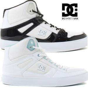 DC スニーカー dc shoes ディーシー【PURE HIGH-TOP WC SE SN 】ピュア ハイトップ DM182019 fleaboardshop