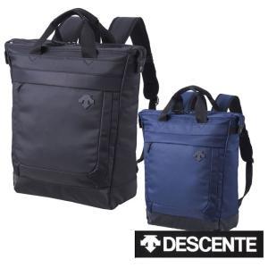デサント リュック (DESCENTE ) ファンクショナル2WAYトートバッグDMAOJA71 (19FW)|fleaboardshop