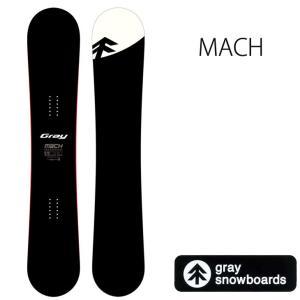 19-20 GRAY SNOWBOARDS グレイ  MACH マッハ  予約販売品 ship1|fleaboardshop