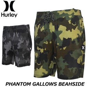 Hurley ハーレー サーフパンツ ボードショーツ  PHANTM GALLOWS BEACHSIDE (AV8259) メンズ  春夏モデル 正規品|fleaboardshop