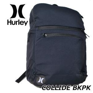 HURLEY ハーレー リュック バックパック BAG   COLLIDE (HU0007)|fleaboardshop