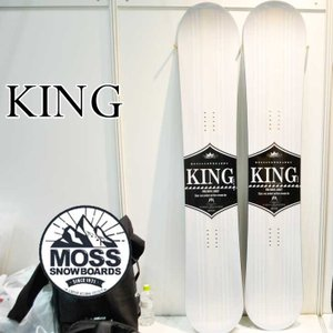19-20 moss snowboards モス  KING キング  予約販売品 ship1|fleaboardshop